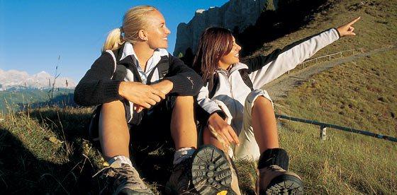 Offerta wellness ed escursioni in Val Pusteria
