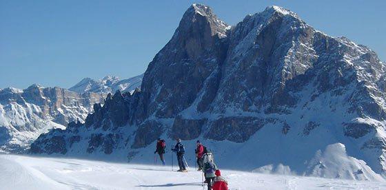 Vacanza breve alle pendici delle Dolomiti