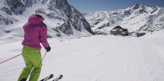 Sciare in autunno 6=5 incl. skipass
