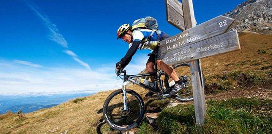 Mountainbike active