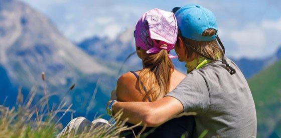 Escursioni sugli alpeggi